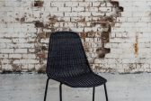 Basket Chair – Charcoal (2)